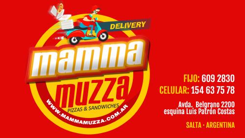 Mamma Muzza – Pizzería