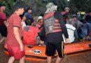 El Pilcomayo alcanzó su pico histórico y ya hay 7.000 evacuados en Salta