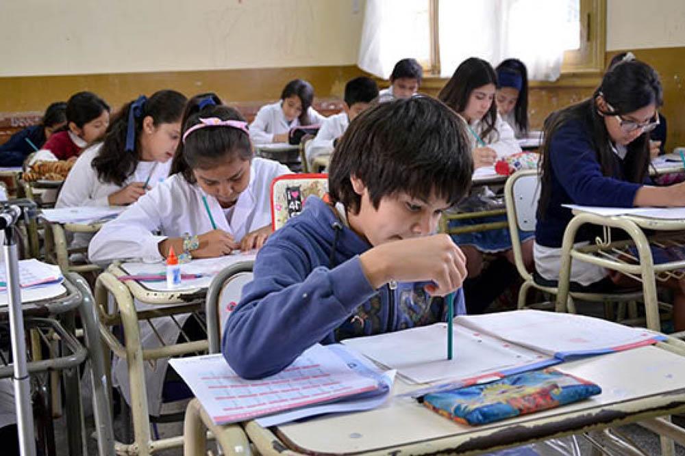 Las pruebas Aprender aportan a la autoevaluación de las escuelas