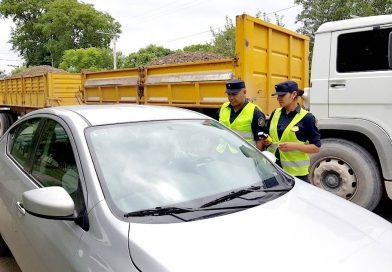 Seguridad Vial detectó 76 conductores alcoholizados en la provincia