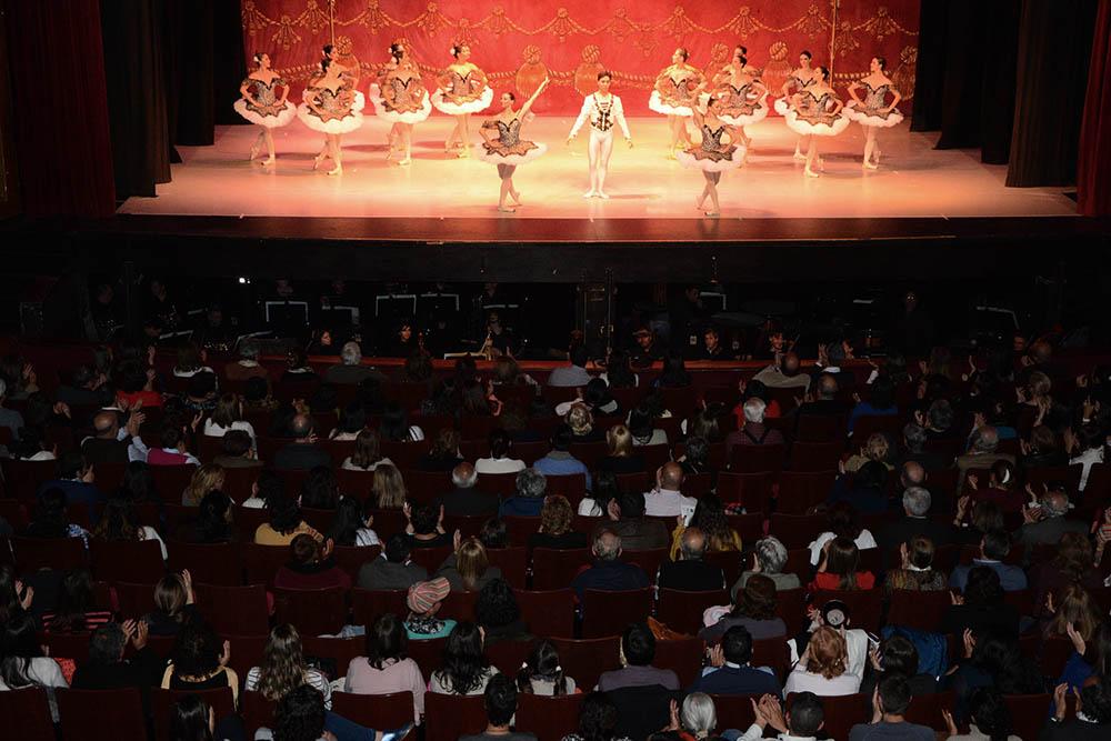 El Ballet y la Orquesta deslumbraron en la primera función de la Gala Patriótica