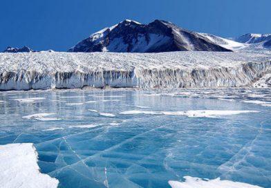 Decepcionante: el plástico llegó hasta la Antártida