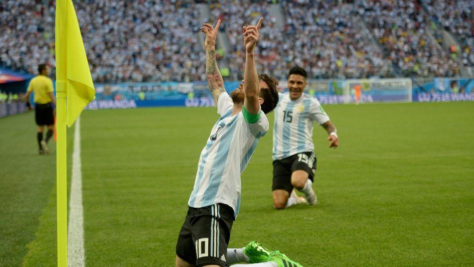 Desahogo mundial, para gritarlo con el alma: Argentina ganó y pasó