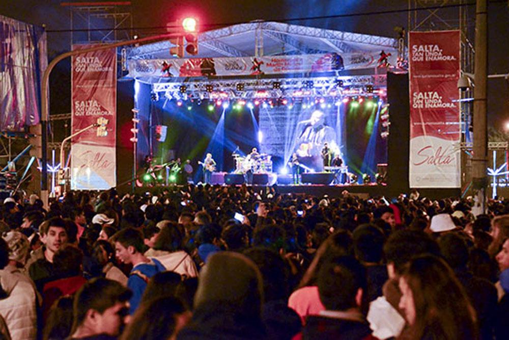 El domingo 17 de junio se realizará una nueva edición del festival de la Patria Grande