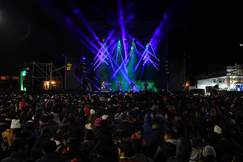Los salteños disfrutaron de una nueva edición del Festival de la Patria Grande