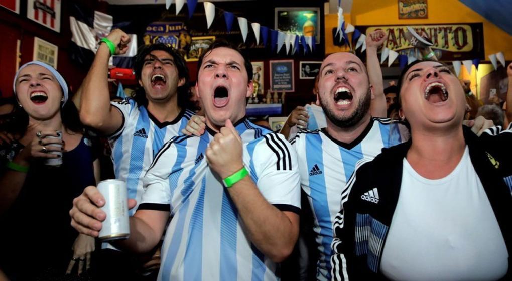 La Afip investigará a los argentinos que viajaron a Rusia para ver el Mundial