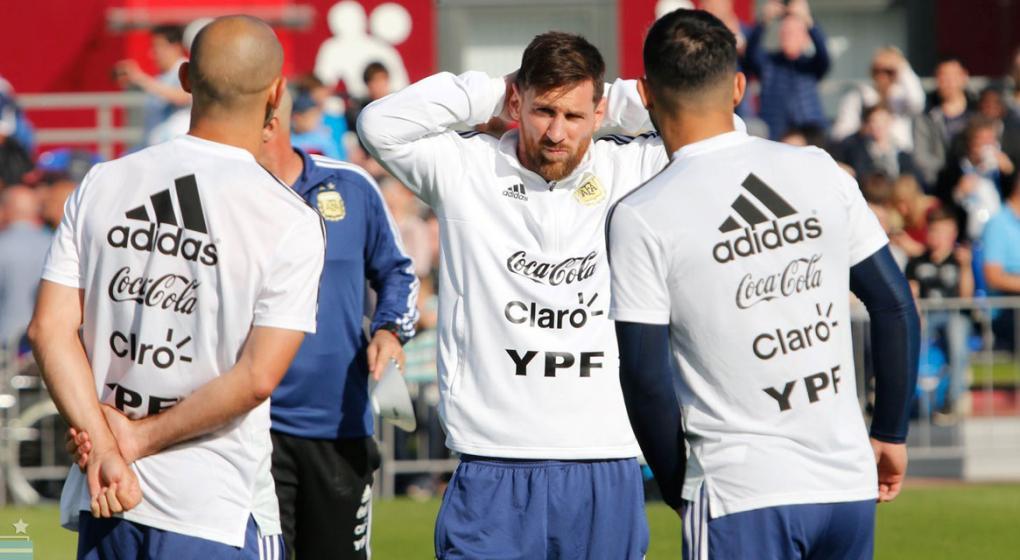 Los 11 de Sampaoli para el debut ante Islandia