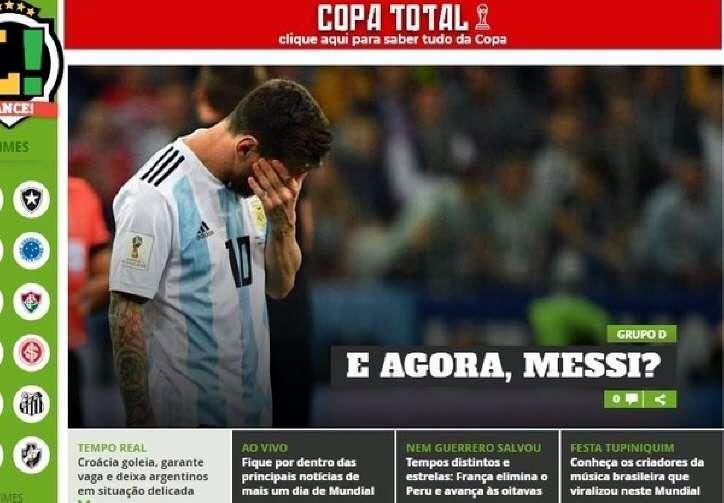 El mundo, sorprendido por Argentina