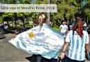 Los salteños podrán disfrutar todos los partidos del Mundial en pantalla gigante