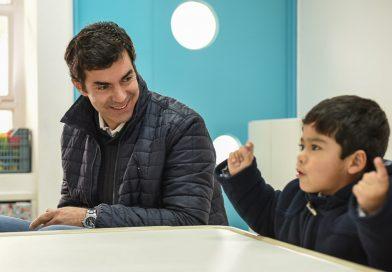 En Salta más del 87% de los niños de 4 años están en salitas de Nivel Inicial