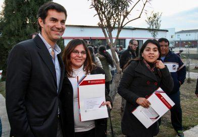 Más de 16 mil familias salteñas recibieron escrituras de sus terrenos desde 2008