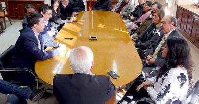 Nueva reunión con partidos políticos ante una posible reforma constitucional