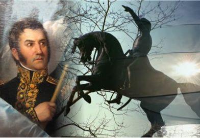 Se recordará en Cerrillos un nuevo aniversario del fallecimiento del general José de San Martín
