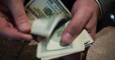 El dólar bajó y prevén calma en el futuro inmediato