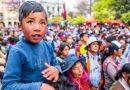 Conmovedor ingreso a la ciudad de miles de peregrinos de la Puna