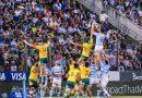 Los Wallabies dieron vuelta un partido histórico para Salta