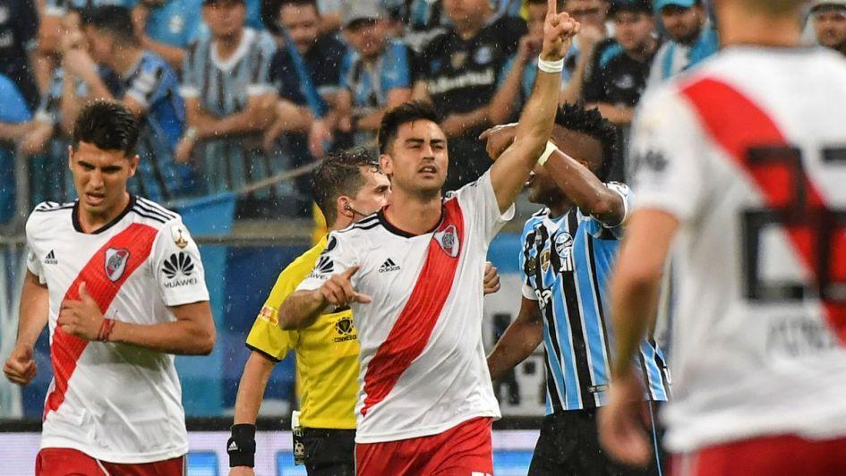 Copa Libertadores: River dio vuelta el partido ante Gremio y es finalista