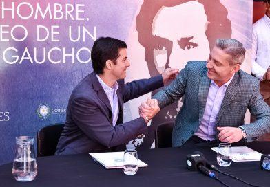 """""""Peleamos por una Argentina federal y la manera de lograrlo es a través de la articulación entre provincias"""""""