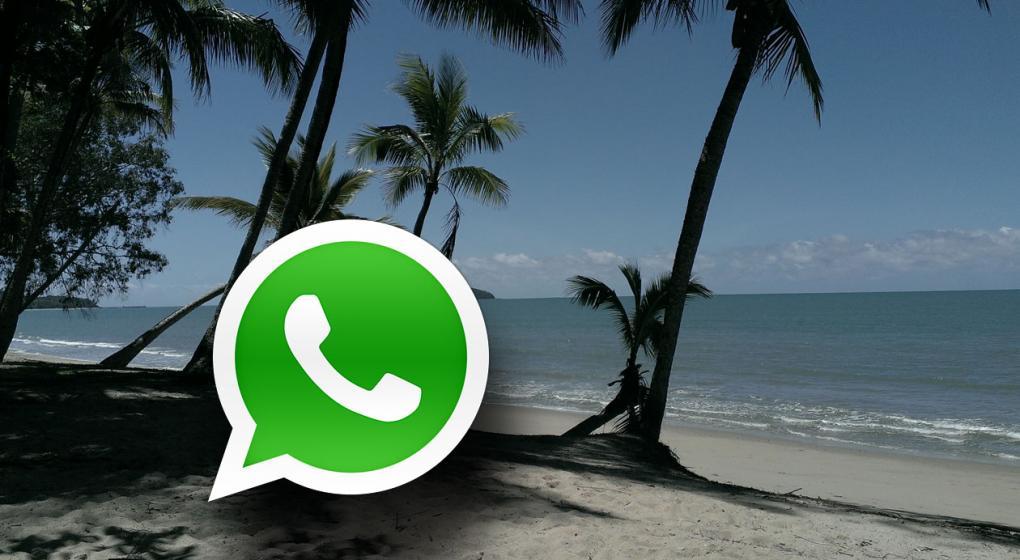 Lo que viene en WhatsApp: el modo vacaciones