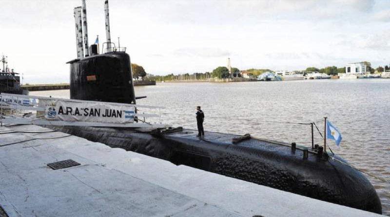 Hallaron los restos del submarino ARA San Juan
