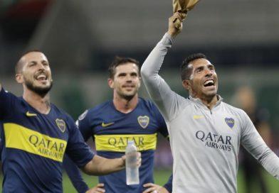 Boca empató en Brasil y habrá superfinal con River en la Copa Libertadores