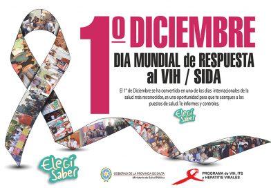 Continúan las actividades de prevención y diagnóstico del VIH en capital e interior