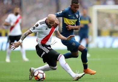Fue un partidazo: Boca y River empataron en la primera final de la Libertadores