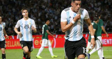 La Selección Argentina venció 2-0 a México en Córdoba