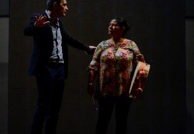 Gran semana para Balvina Ramos, la artista salteña que cantó frente al G20