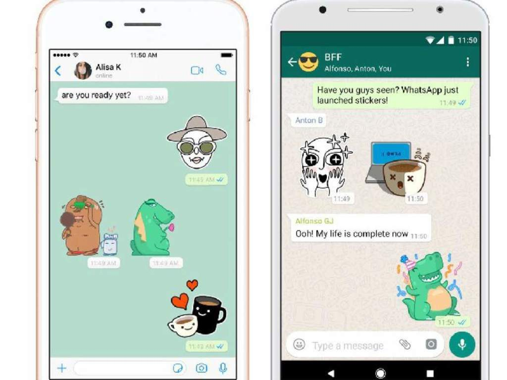 Cómo crear tus propios stickers para usar en WhatsApp