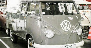 Conocé la tienda de antigüedades de Volkswagen