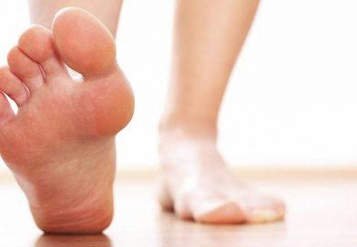 ¡A relajar los pies con un método muy sencillo!