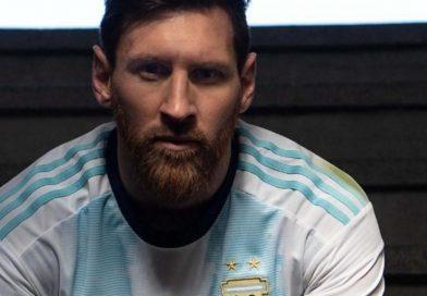 Esta es la nueva camiseta de la Selección Argentina