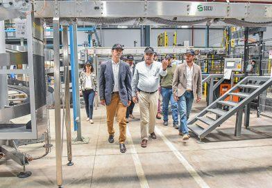 Urtubey destacó el trabajo de producción que la Federación de Cooperativas Vitivinícolas Argentinas realiza en Mendoza