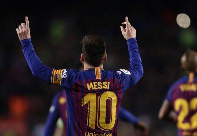 Barcelona campeón: Lionel Messi logró el 34° título y llegó al gol 663 en su carrera profesional
