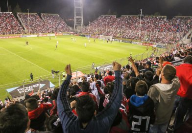 Una multitud disfrutó del triunfo de River en Salta