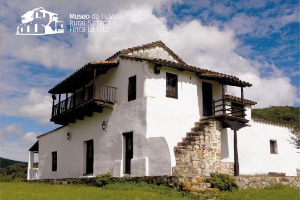 El Museo de la Vida Rural Salteña Finca La Cruz recrea la figura del General Güemes