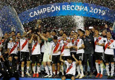 River festeja una nueva copa: le ganó a Atlético Paranaense y sigue la alegría