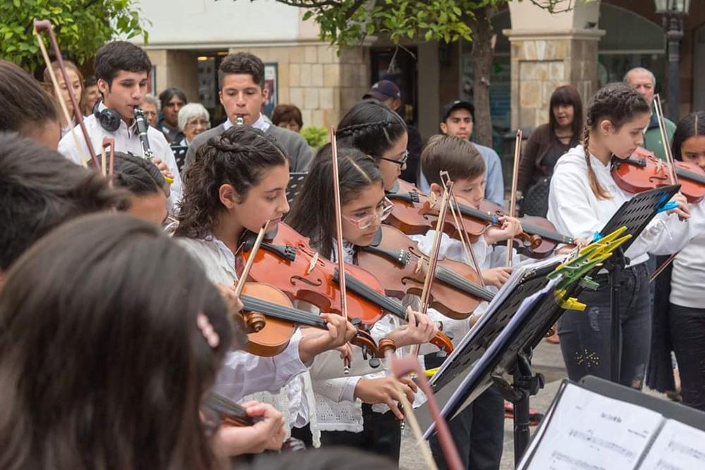 La Sinfónica Infantil y Juvenil le pone música al Día Internacional de los Museos