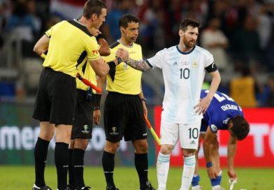 Argentina empató ante Paraguay y sigue con vida en la Copa América