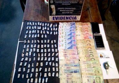 En un exitoso operativo detuvieron a un remisero que distribuía cocaína