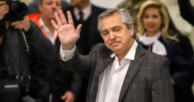 Alberto Fernández: «Se terminó la venganza y la grieta»