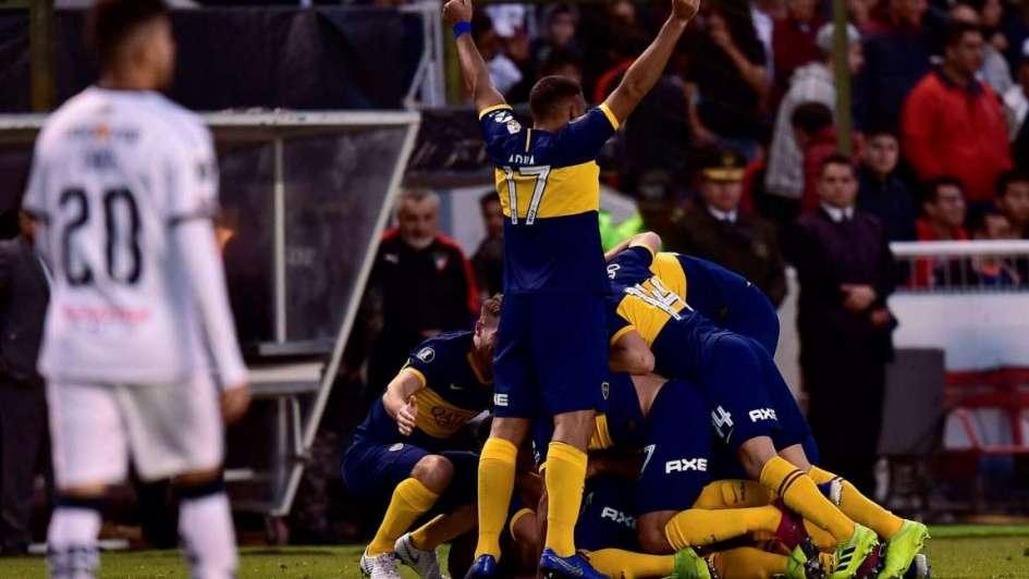 Copa Libertadores: Boca ganó claramente, pone un pie en semifinales y le apunta a River