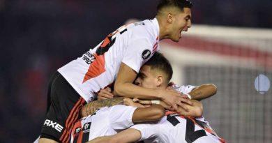 Copa Libertadores: River le ganó a Cerro Porteño y sacó una buena diferencia