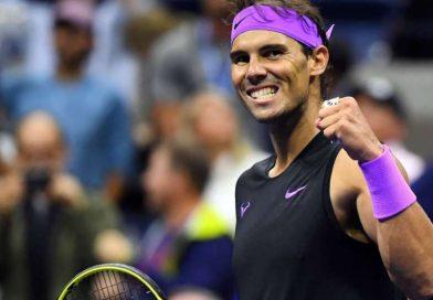 Rafa Nadal avanzó a la final y su cuarto US Open aparece en el horizonte