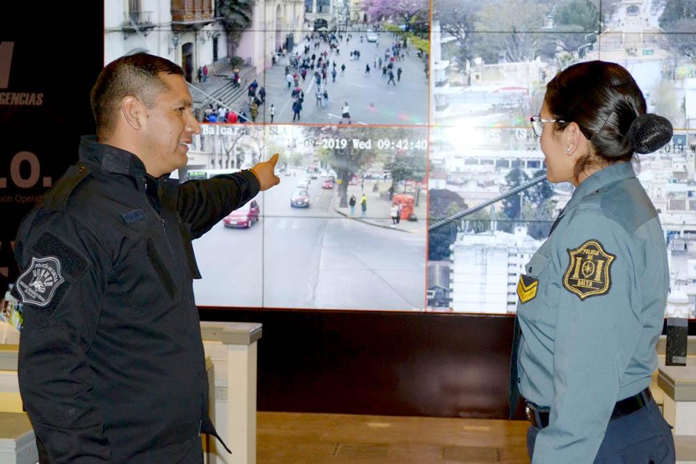 Más de 4.700 policías para la cobertura de la procesión del Milagro