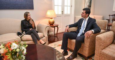 Urtubey se solidarizó con la cónsul de Bolivia en Salta