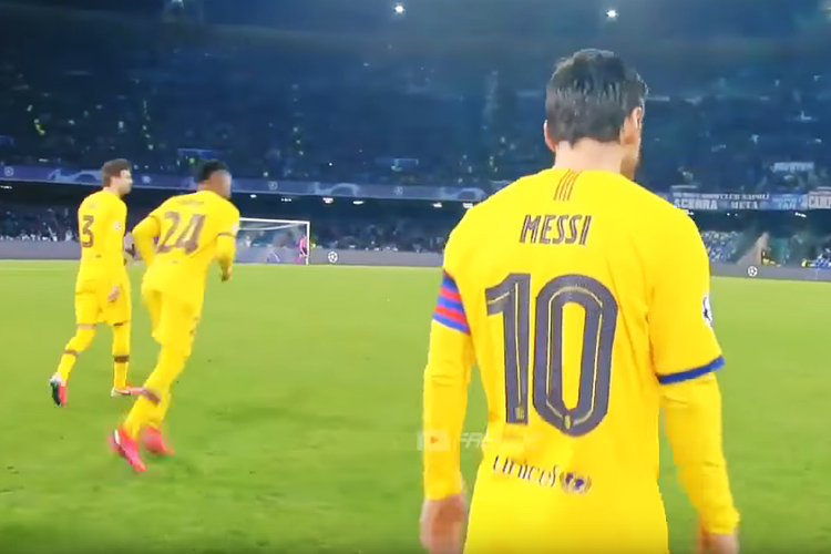 Napoli vs Barcelona (1-1)🔥 All Goals Highlights Resumen y Goles 2020