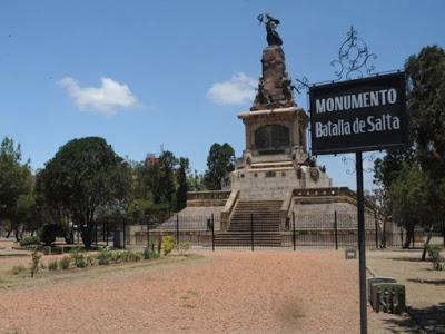 Se conmemora el 207° aniversario de la Batalla de Salta