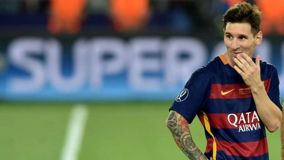 Lionel Messi mostró su sorpresa por el escándalo de las redes sociales de Barcelona